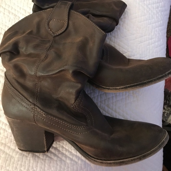 8f96298b298 Rocket Dog Women's Cowgirl boots